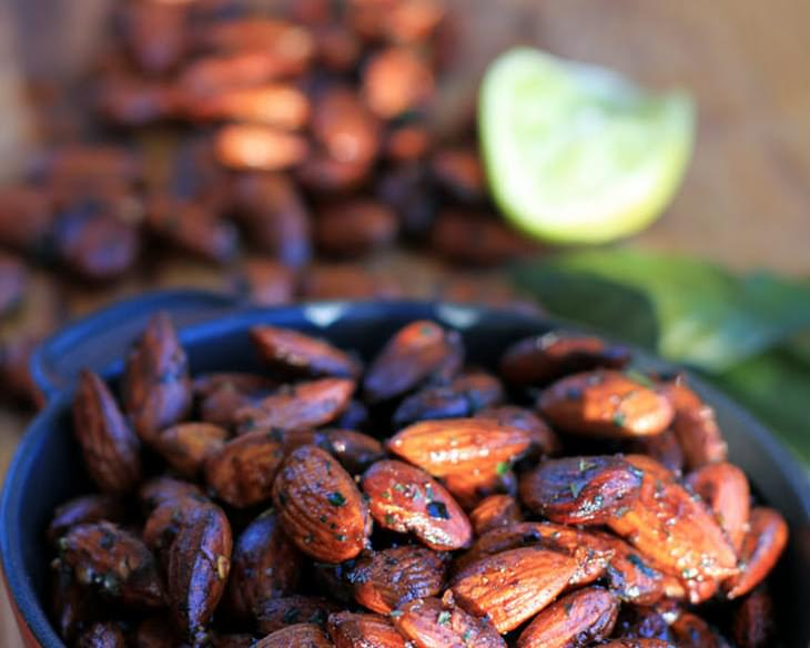 Chili & Lime Toasted Almonds