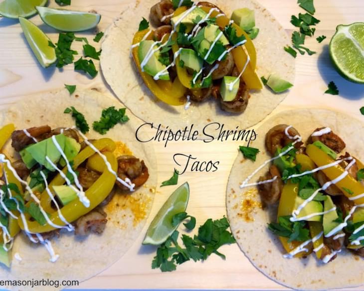 Chipotle Shrimp Tacos Recipe