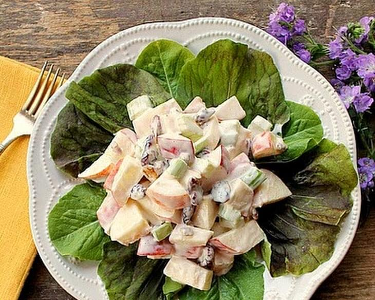 Waldorf Salad With A Twist