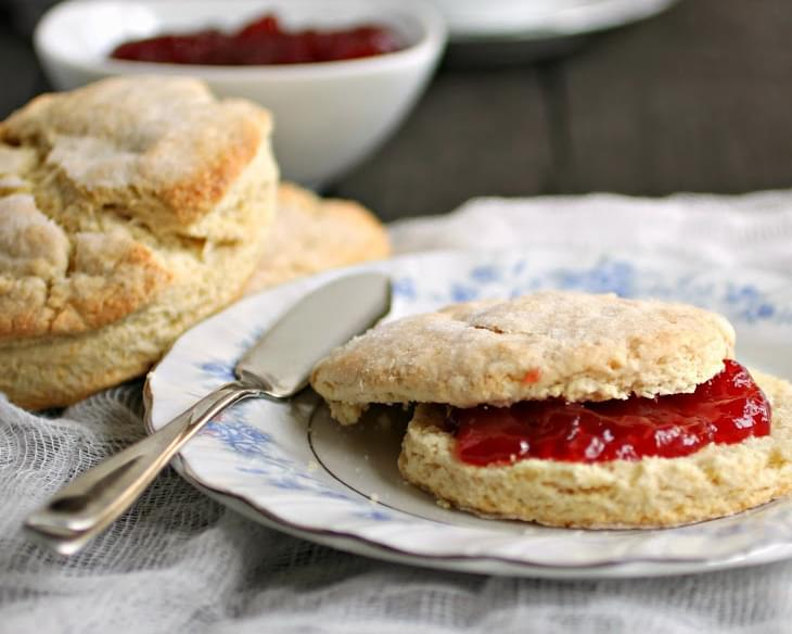 Scones Spoken Here