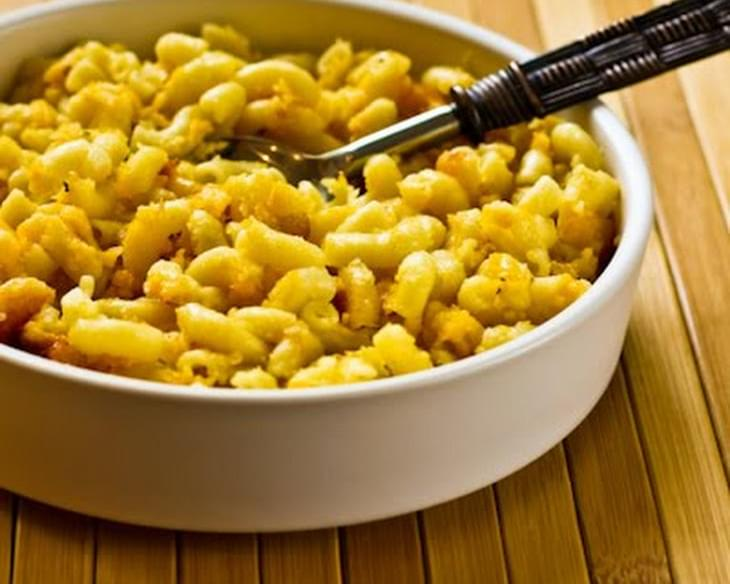 Macaroni and Cheese (with a grown-up twist)