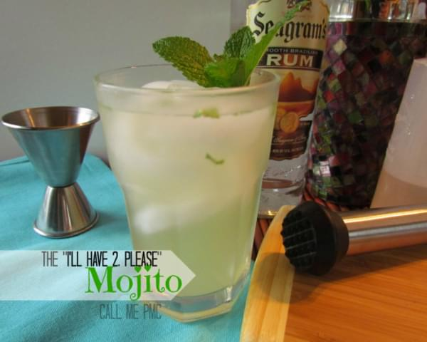The Real Mojito / Call Me PMc