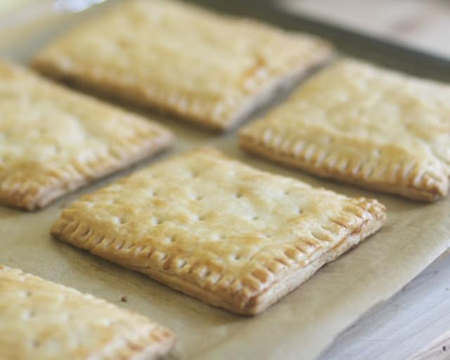 Cinnamon Brown Sugar Pop-tarts