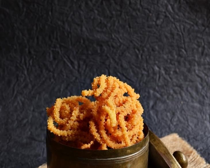 Potato murukku recipe | Easy potato chakli