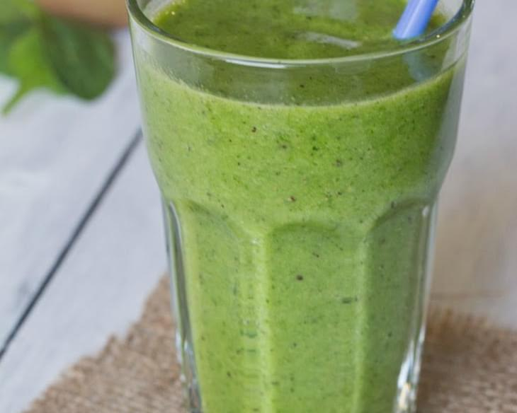 Kiwi & Spinach Smoothie