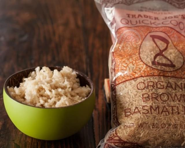 Quick Cooking Brown Rice In The Microwave