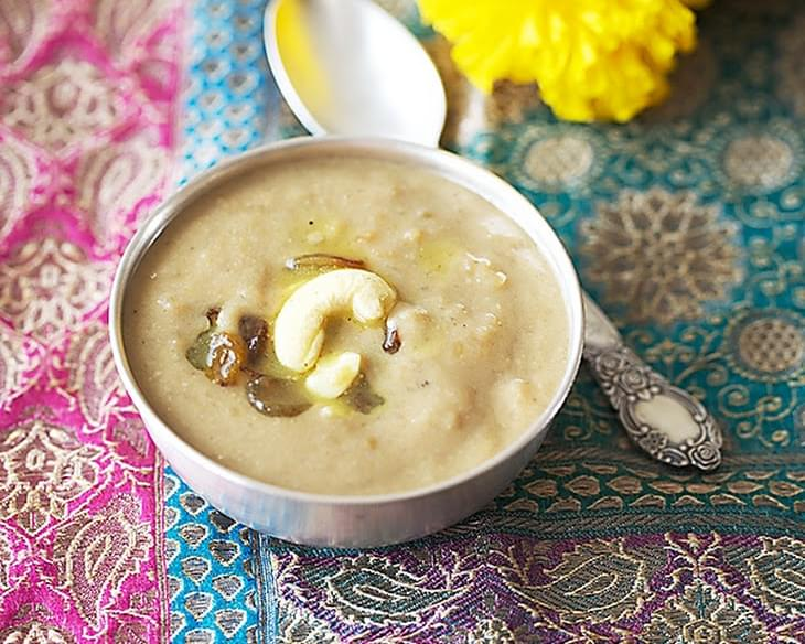 Moong Dal Payasam/Indian Lentil Pudding