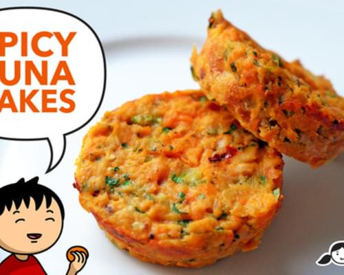 Spicy Tuna Cakes