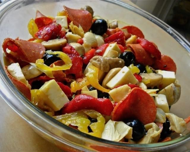 Antipasto Mix