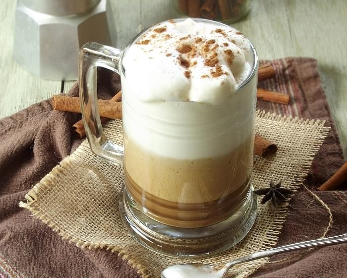 Coffee Masala Latte