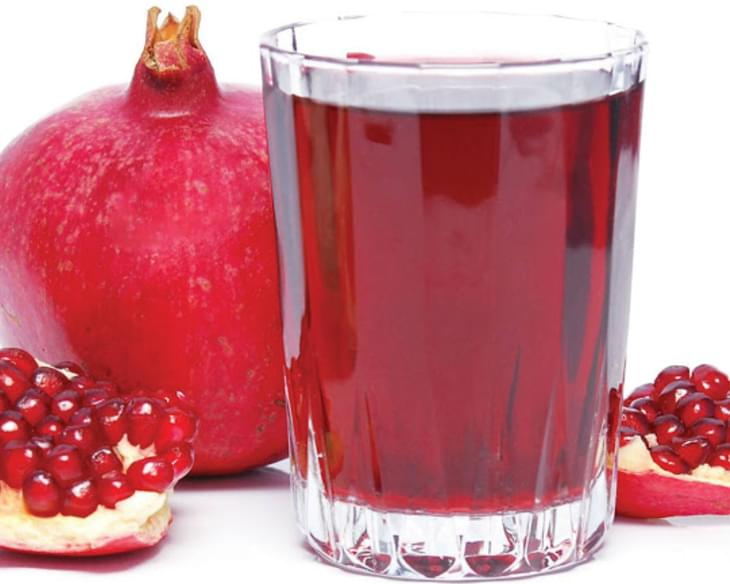 Pomegranate juice - Natural Body Protector