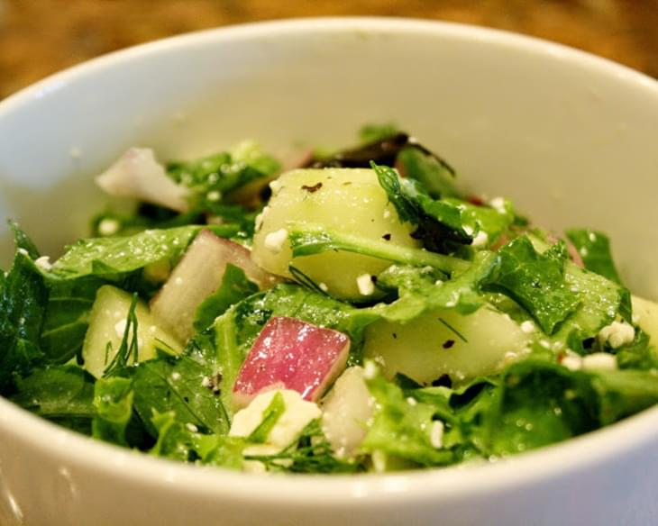 Cucumber And Feta Salad