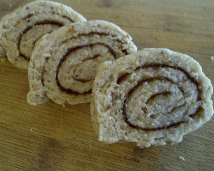Cinnamon Roll Cookies (vegan Friendly)