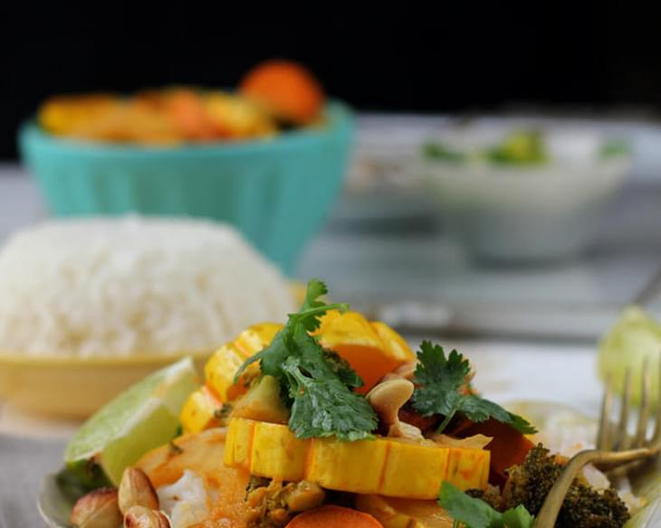 One Pot Weeknight Curry
