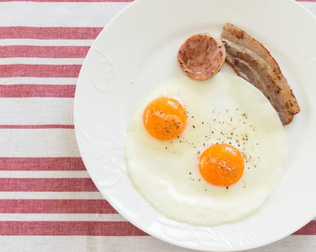 how to cook the perfect sunny side up egg
