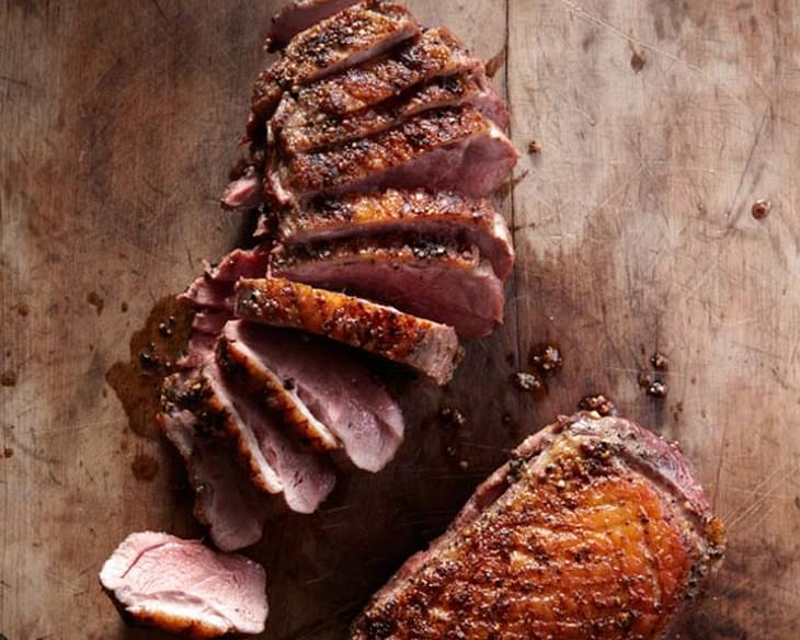 Peppery Duck Breast