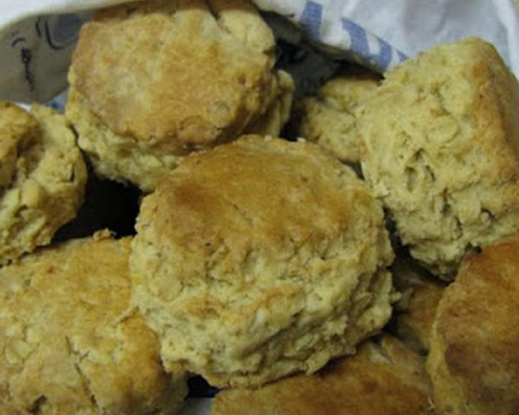 Maple Scones And Trash And Treasure