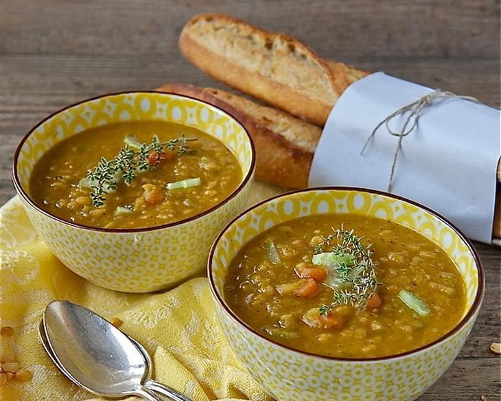weight watchers split pea soup slow cooker