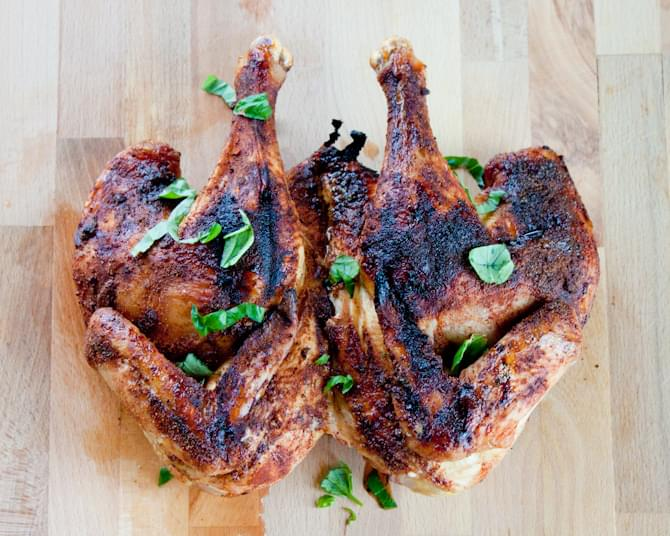 Sweet and Spicy Chicken Rub