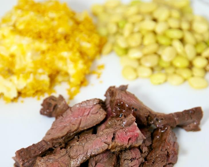 The Best Skirt Steak Marinade
