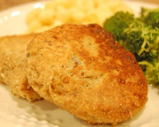 Salmon Patties - Quick and Healthy