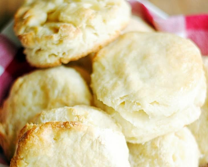 Mile High Perfect Biscuits