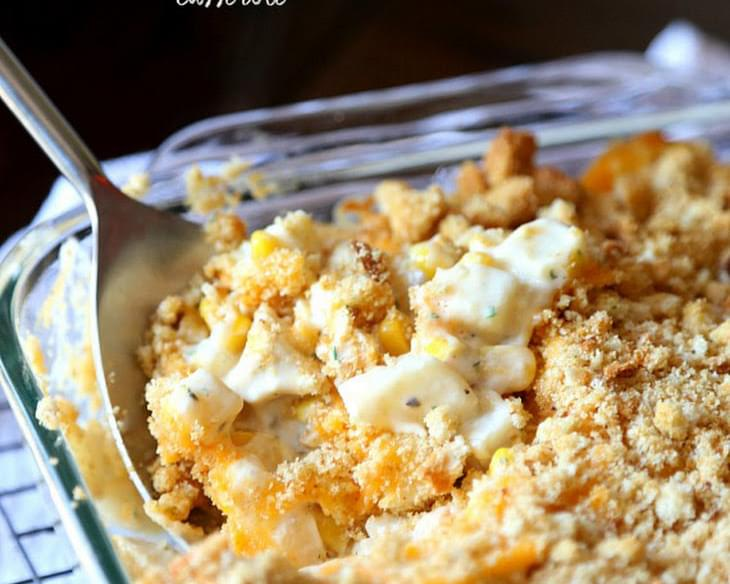 cracker barrel hashbrown casserole nutrition information