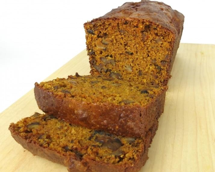 Paleo Sweet Potato Bread
