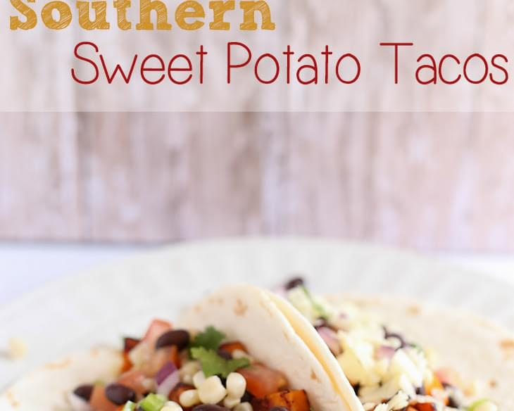 Southern Sweet Potato Tacos