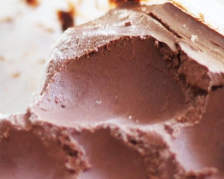 Decadent Raw Vegan Chocolate Gelato