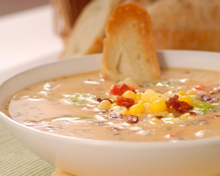 Bacon Chili Corn Chowder
