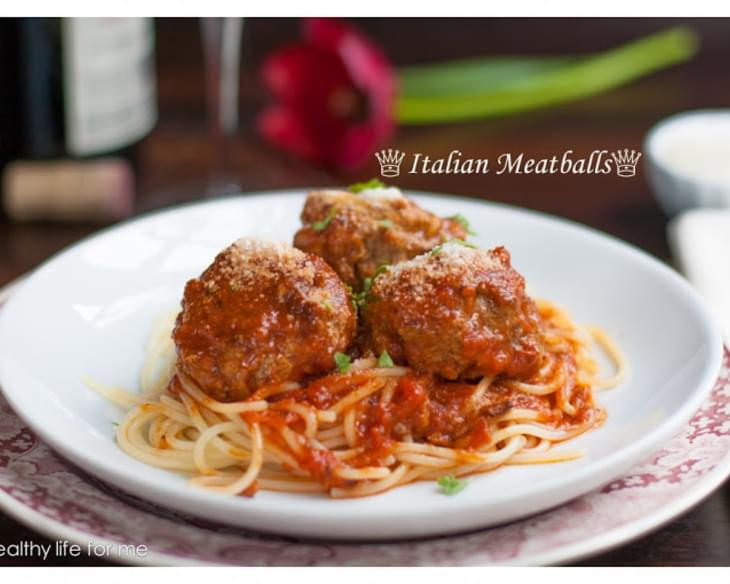 How to Make Italian Meatballs
