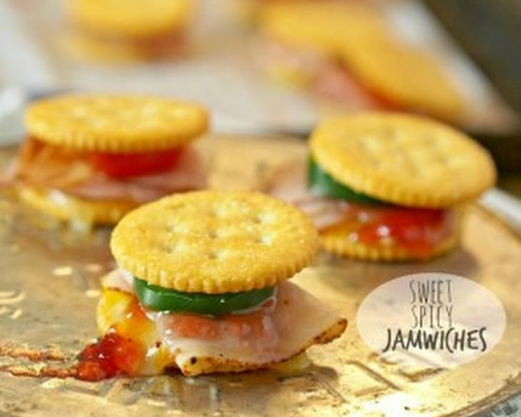 Sweet and Spicy Jamwiches