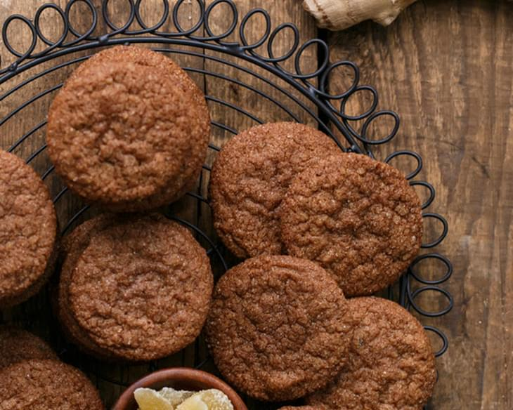 Triple Ginger Snaps