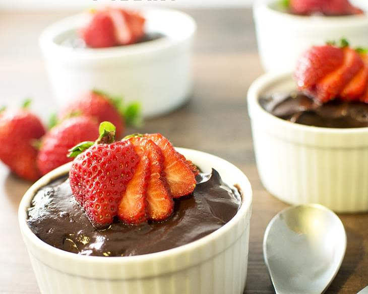 Chocolate Avocado Pudidng
