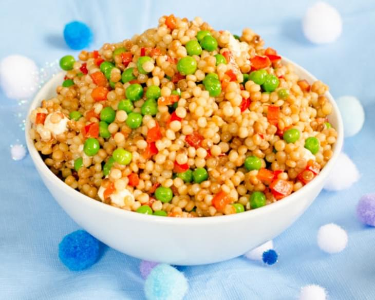 Couscous Bubble Salad