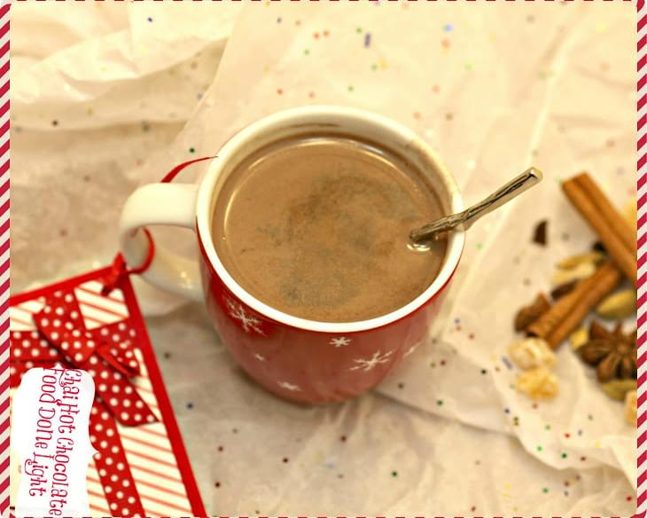 Chai Hot Chocolate Homemade Gift Idea - The Recipe Redux