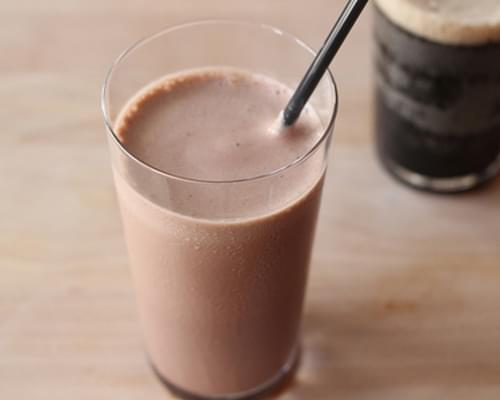 Chocolate Stout Beer Shakes
