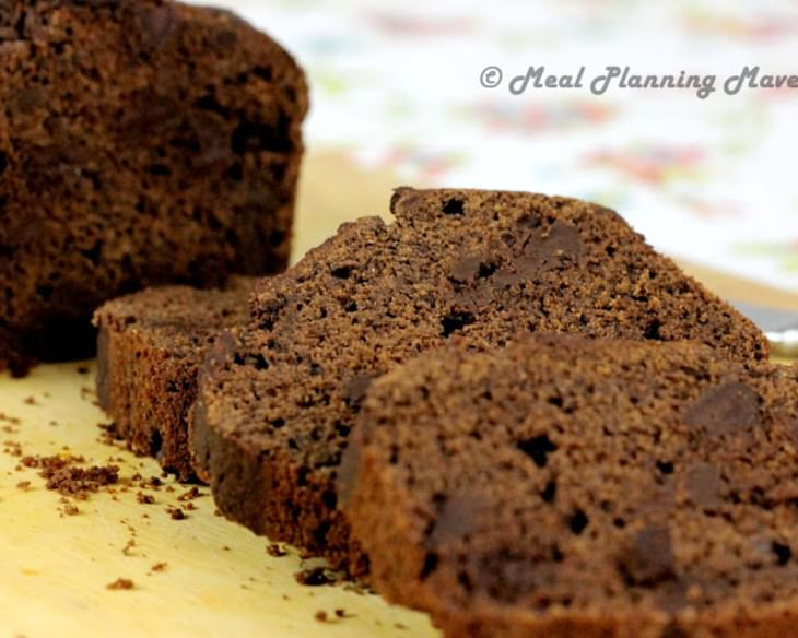 Chocolate-Chocolate Chip Bread
