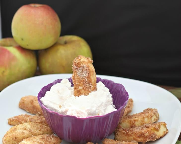 Apple Crisp Fries