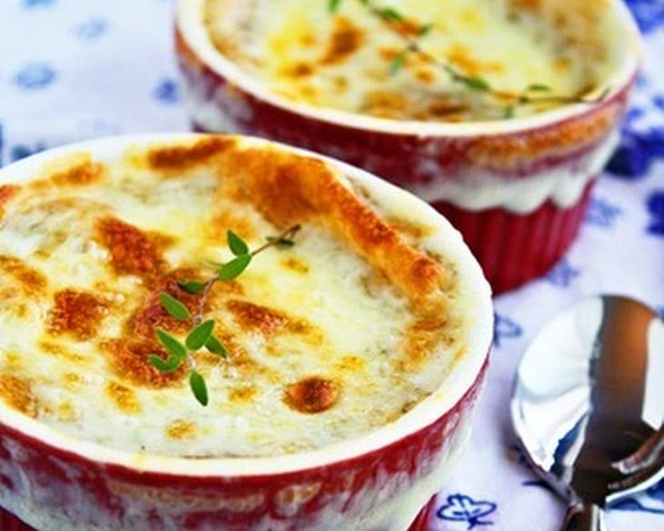 Light & Easy French Onion Soup