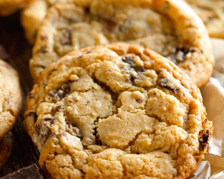 Chocoholic Chocolate Chunk Cookies