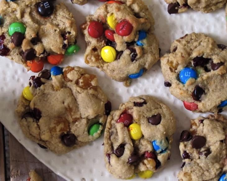 dads kitchen sink cookies - Kitchen Sink Cookies