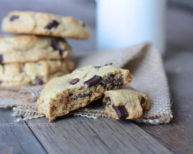 Real-Deal Chocolate Chip Cookies