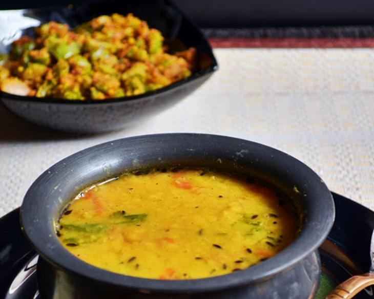 Restaurant Style Dal Fry Recipe,how To Make Dal Fry