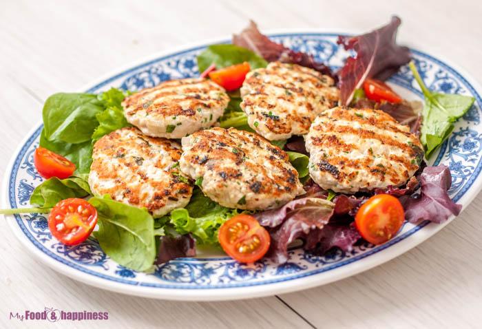 Simple Turkey Burgers Recipe