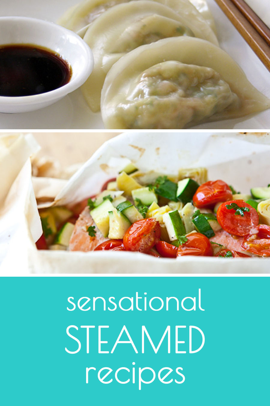 16 sensational steamed recipes