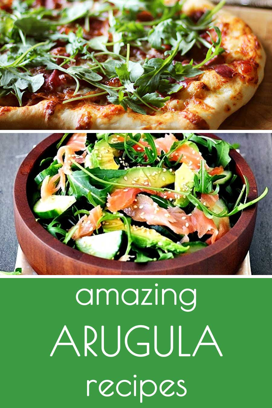 22 amazing arugula recipes