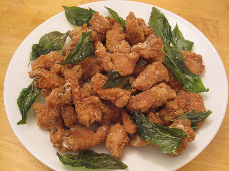 Salt Pepper Chicken Taiwanese Popcorn Chicken Recipe