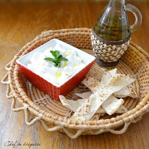 How to make your own Labneh cheese (yogurt cheese)